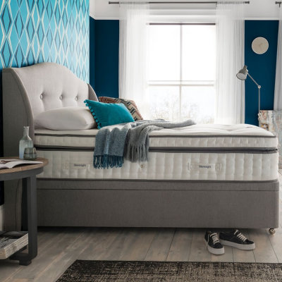 beds, mattresses and headboards