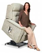 Sherborne Roma Small Electric Riser Recliner Chair (VAT included)
