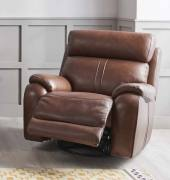 Winchester Swivel Rocker Chair open