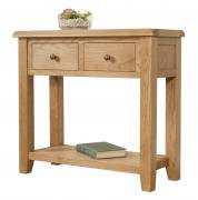 Telford Console Table with 2 Drawers