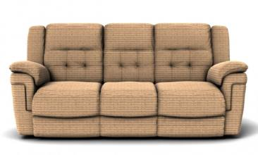la-z-boy nashville 3 seater static sofa