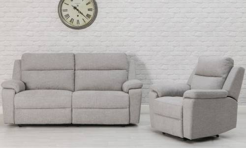 Gibson 3 seater sofa and Chair