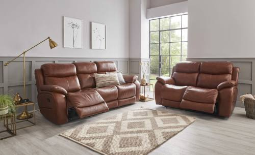 Ely Sofa & Recliner Collection