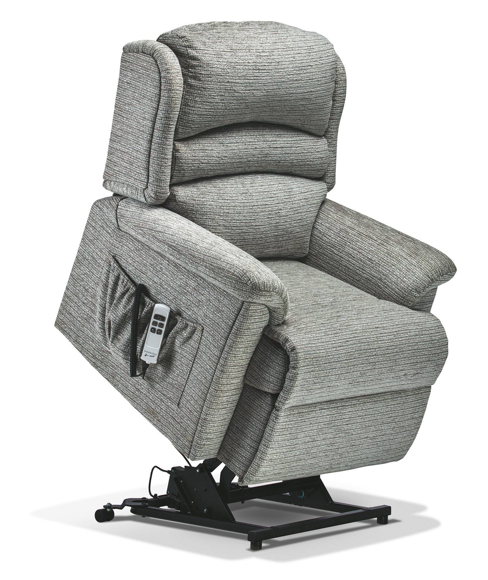 Sherborne Olivia Small Electric Riser Recliner Chair (VAT