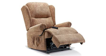 Sherborne Ashford Standard Electric Riser Recliner Chair (VAT Exempt)