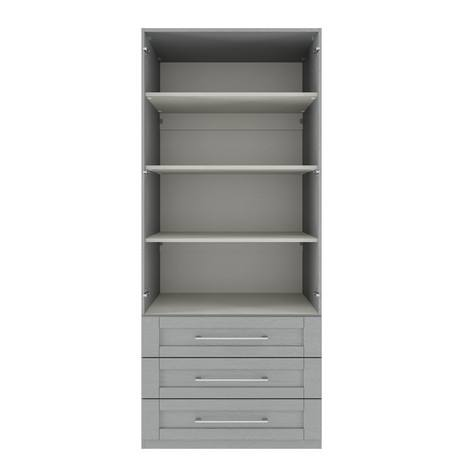 Kingstown Internal Shelf Pack for Double Wardrobes - S902