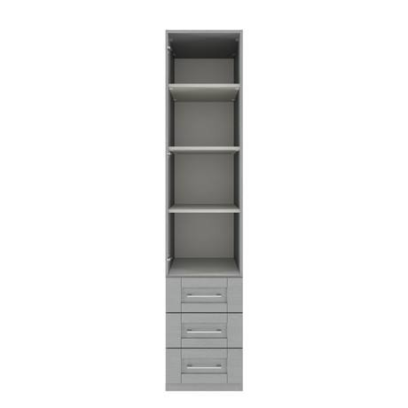 Kingstown Internal Shelf Pack for Single Wardrobes - S452