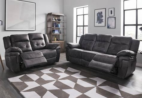 Lazboy - Augustine Sofa & Recliners Collection