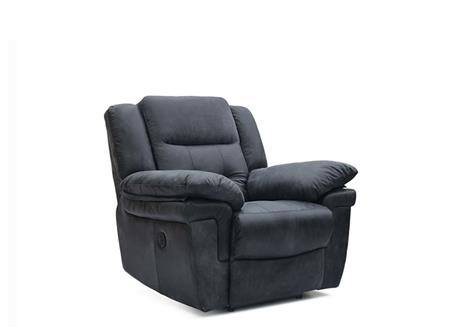 Augustine Power Recliner Chair in leather