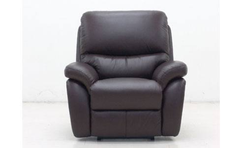 Lazboy Augustine Power Reclining Chair - Fabric / Leather
