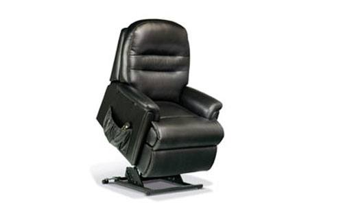 Sherborne Keswick Standard Leather Electric Riser Recliner Chair (VAT Included)