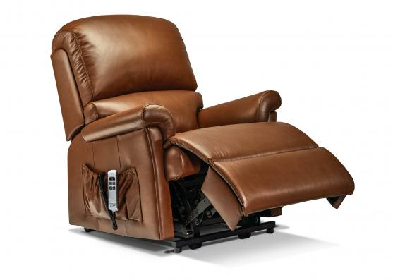 Sherborne Nevada Small Electric Riser Recliner Chair (vat Included) Leather