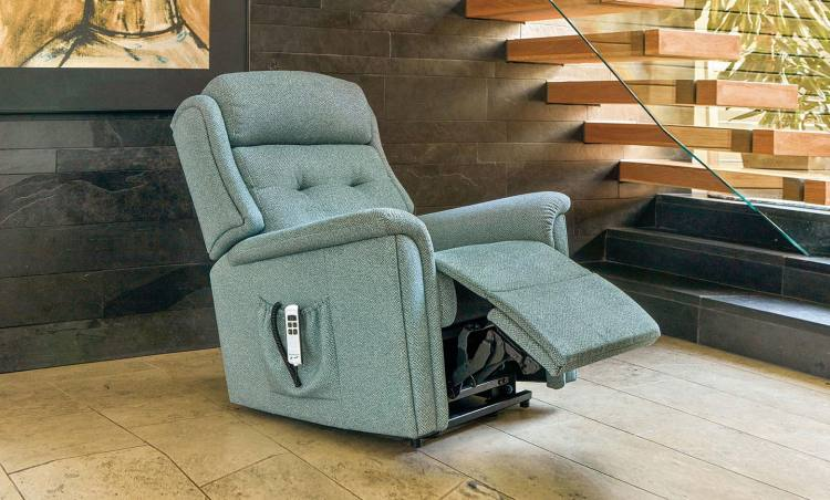 Sherborne Roma Electric Riser Recliner Chair