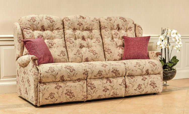sherborne lynton knuckle 3 seater sofa