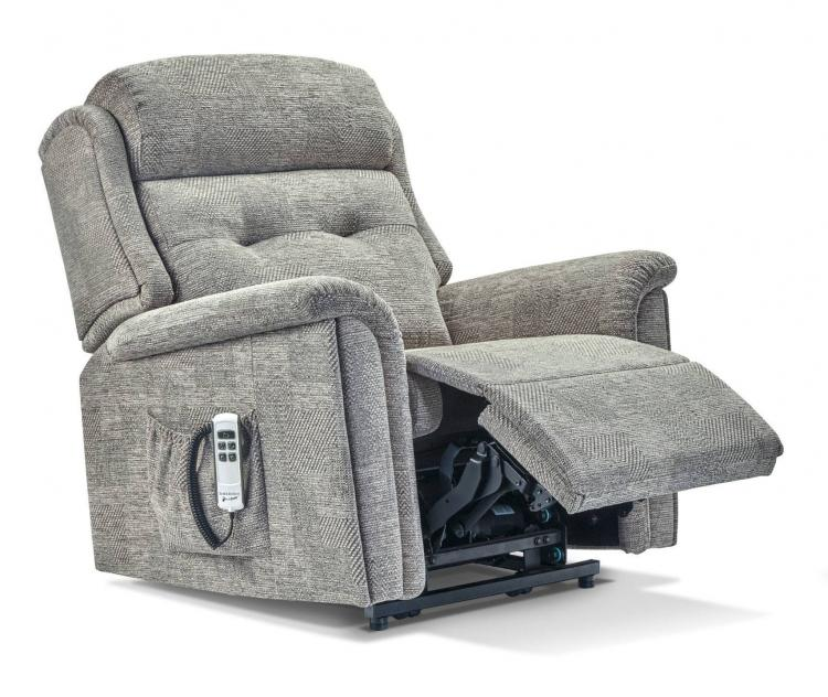 Sherborne Roma Petite Electric Riser Recliner Chair (VAT included)